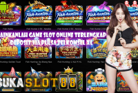 Mainkanlah Game Slot Online Terlengkap Deposit Via Pulsa Telkomsel XL